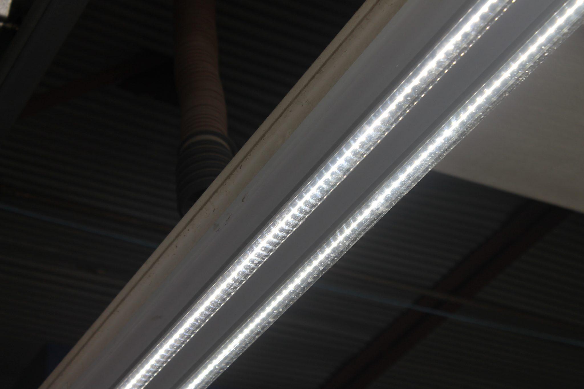 Commercial Lighting Sitlers LED Supplies Washington Cedar