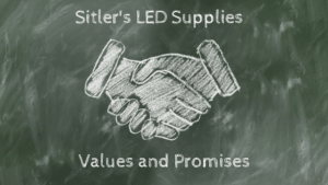 Sitler's Values and Promises
