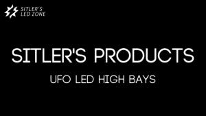 Sitler's UFO LED High Bays